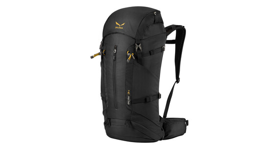 Salewa Peak 34 Backpack black/nugget gold